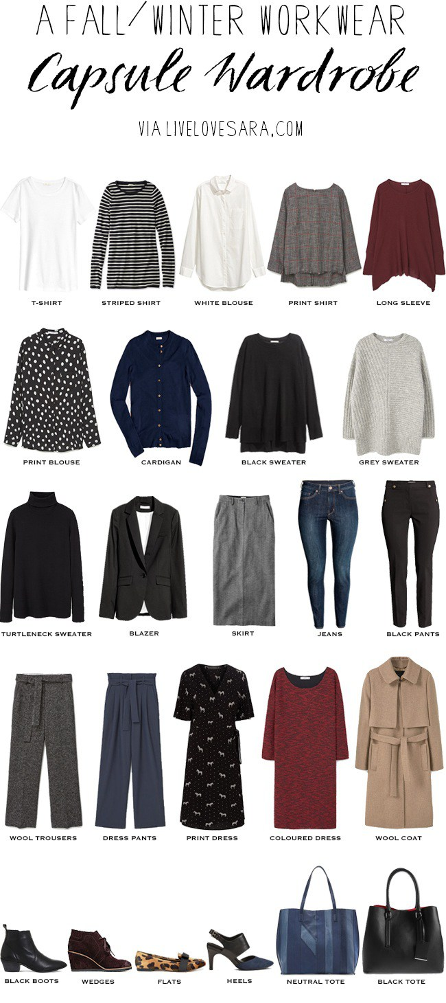 Fall Capsule Wardrobe Tips That Will Make Your Everyday