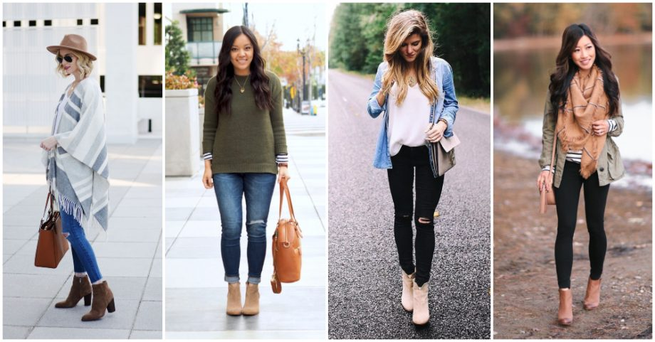 How To Wear Ankle Boots And Look Spectacular