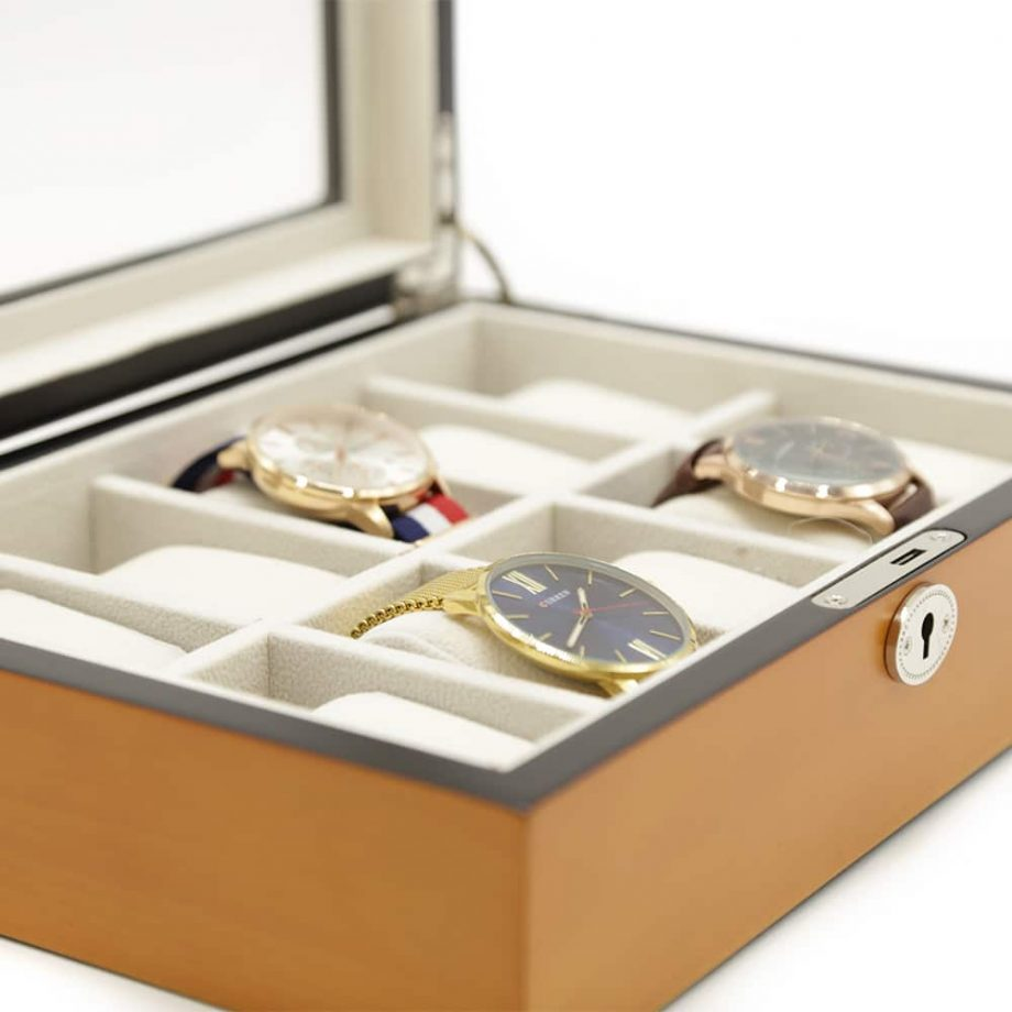 Finding The Perfect Watch Box