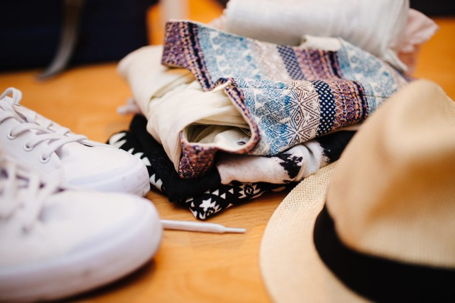 How to Pack a Suitcase for a Month's Holiday