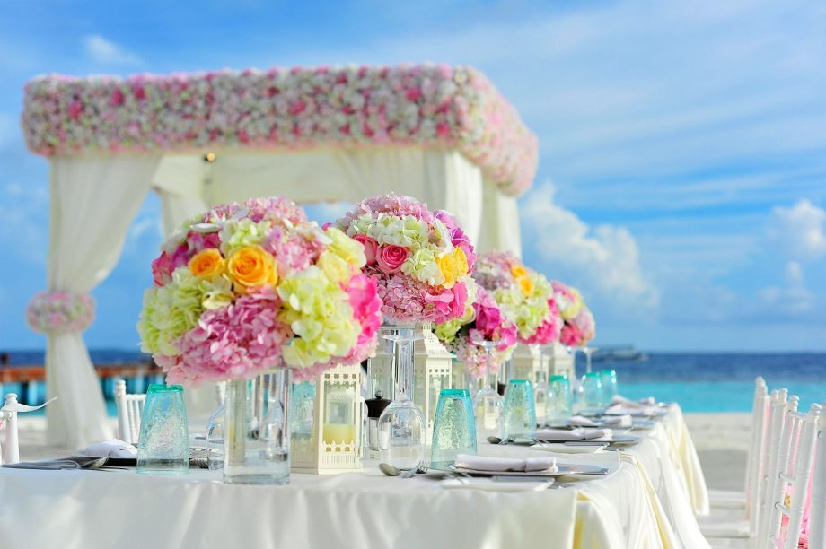 Eight Hot Wedding Trends