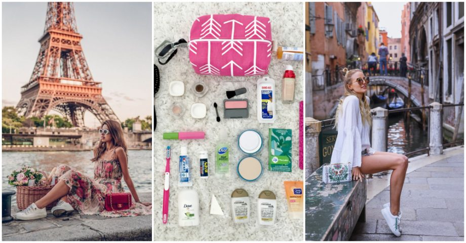 Must-Read And Easy Skincare Tips For Traveling