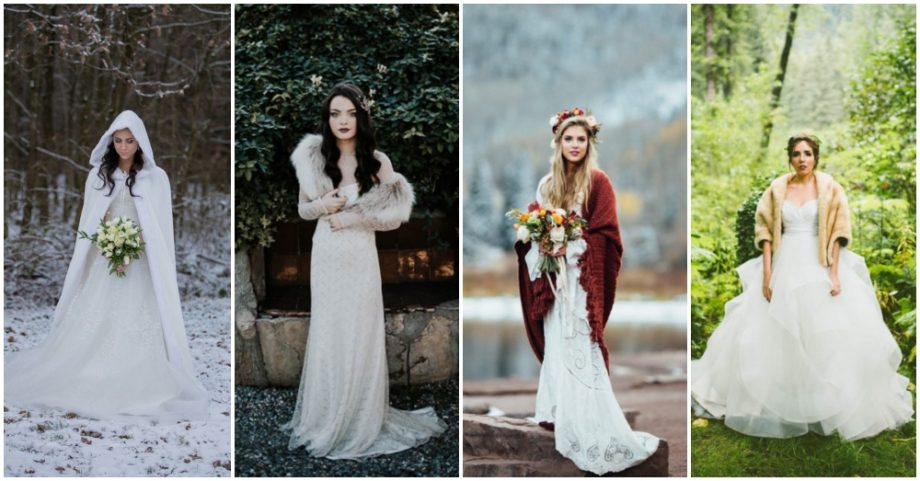 Winter Bridal Looks That Will Make You Fall In Love