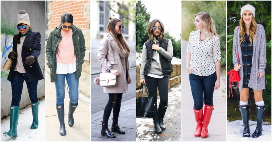 Cute Rain Boots Outfits That You Can Actually Wear