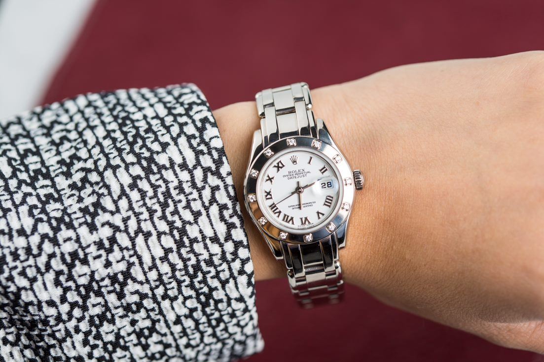 The Types Of Rolex Watches