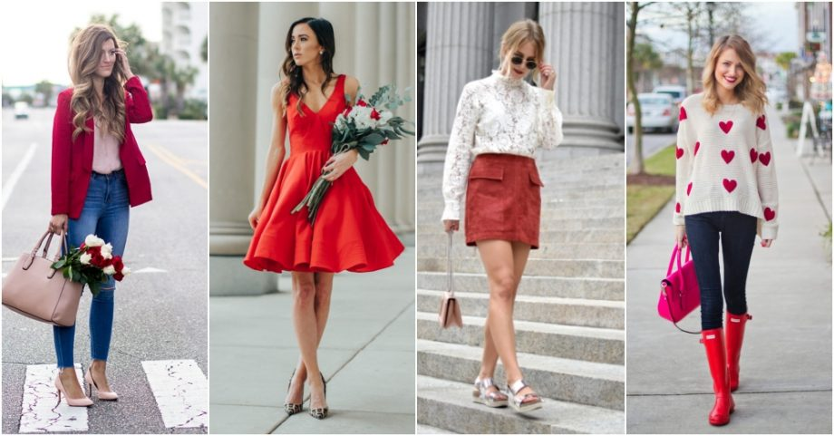 Simple Valentine's Day Outfits That Look So Dressy