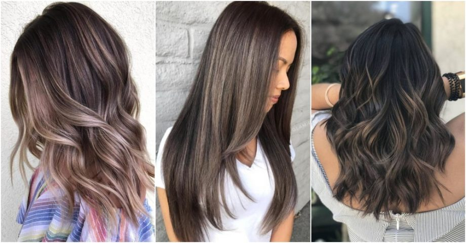 Mushroom Brown Hair Will Conquer Every Brunette's heart
