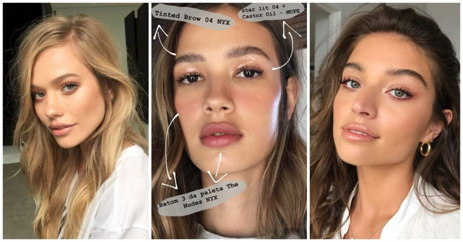 How To Do The No Makeup Makeup Look