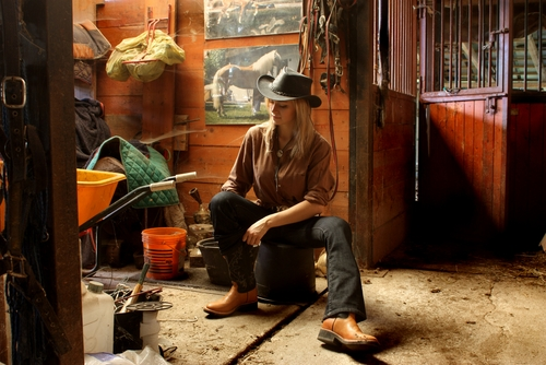 Western Cowgirl Guide and the Art of Wearing Ankle Booties
