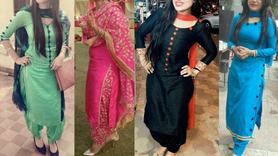 Interesting Ways To Style Up Your Salwar Kameez