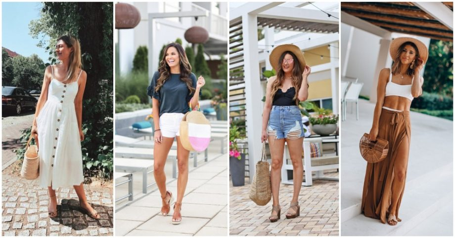 Vacation Outfit Ideas To Impress Everyone With Your Style