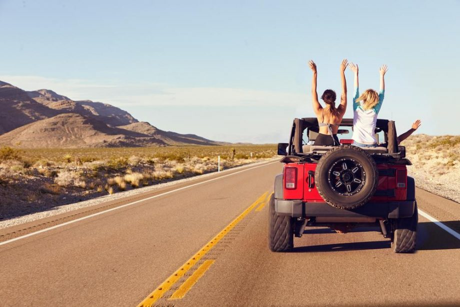 The Ultimate Music Festival Road Trip