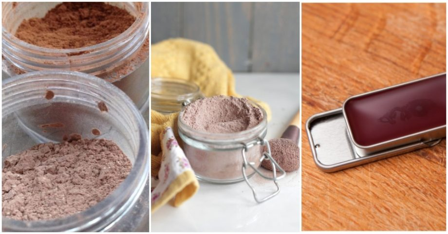 5 DIY Natural Makeup Products That Are Toxin-Free