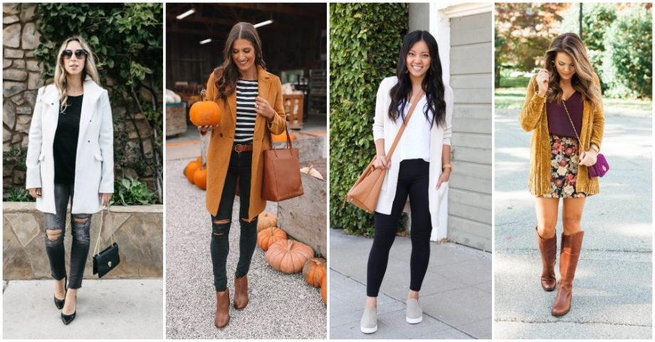 The Ultimate Go-To Fall Outfit Ideas For You