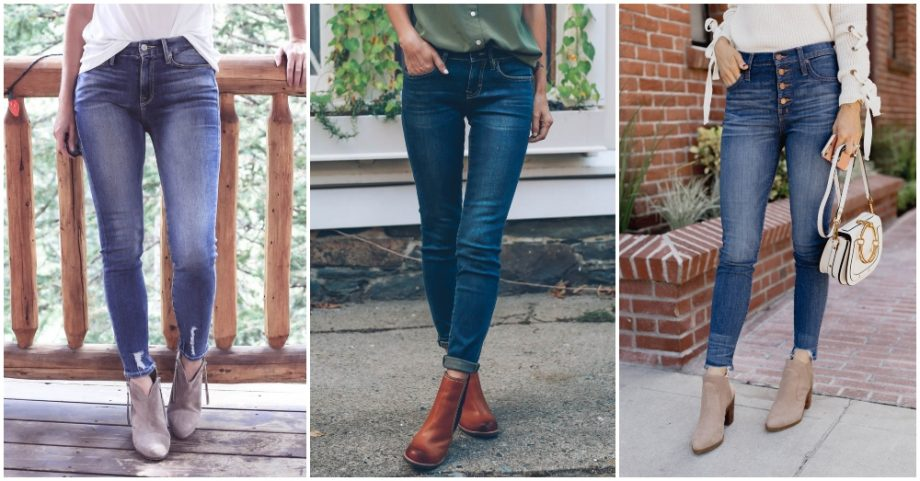 How To Wear Ankle Boots With Jeans: The Complete Guide