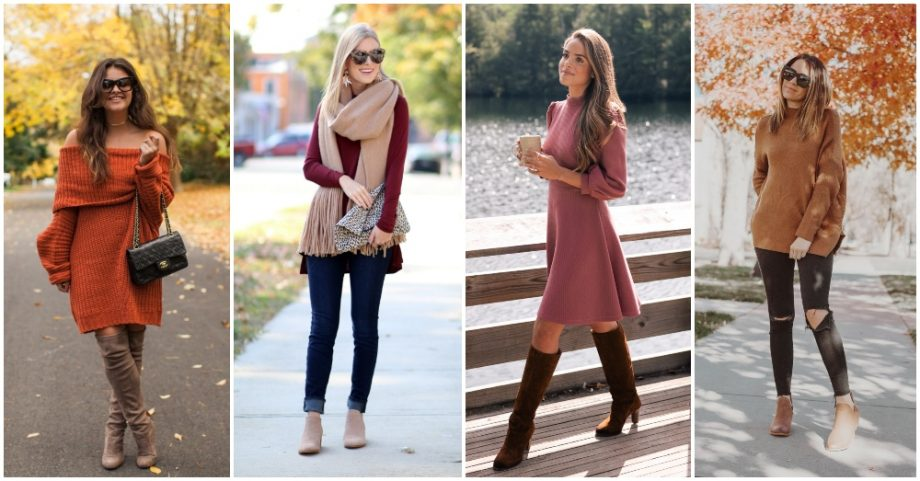 Thanksgiving Outfit Ideas That Are So Warm And Cute