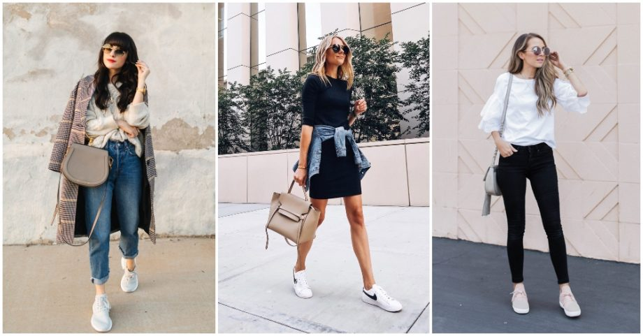 How To Put Up A Stylish Outfit With Sneakers