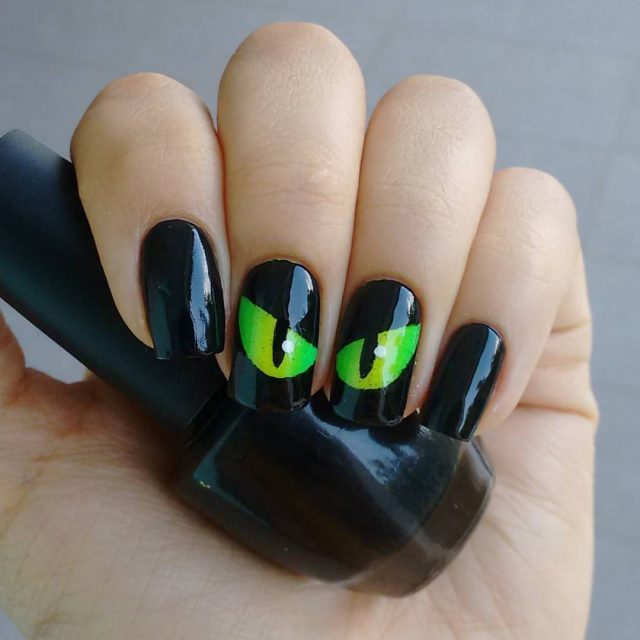 Halloween Nail Art Ideas That Will Inspire You