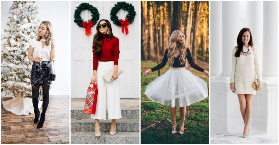 Festive Holiday Outfits That Will Inspire You