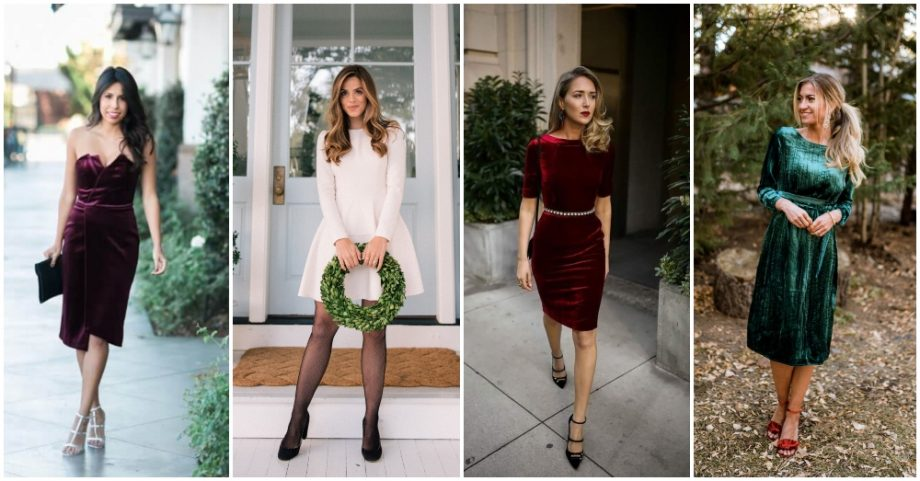 How To Pick The Ultimate Christmas Party Dress