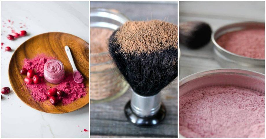 DIY Natural Makeup Recipes That You Should Know