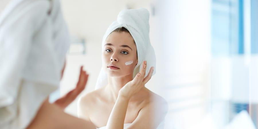 What Is The Proper Way To Apply Skin Care Products