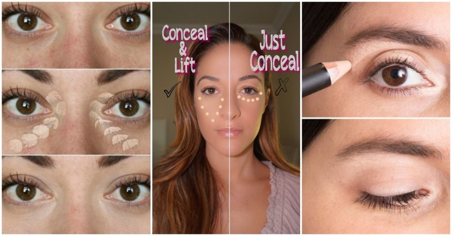Crucial Tips For Applying Concealer