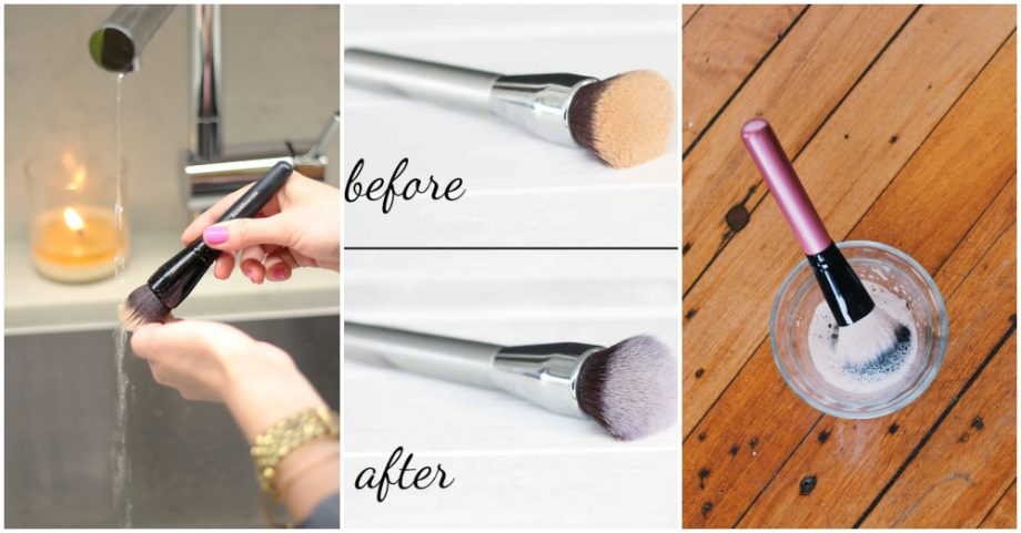 Ultimate Guide On Cleaning Makeup Brushes