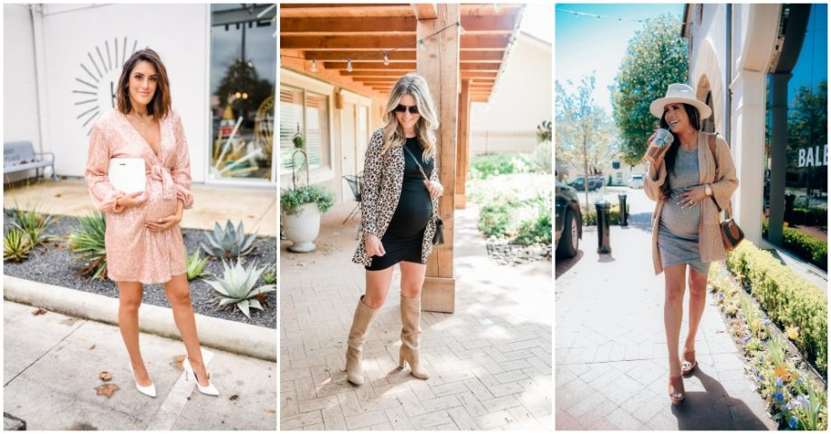 Spring Maternity Outfits That You Should Check Now