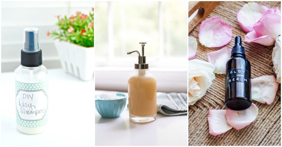 DIY Beauty Product Recipes That You Should Save