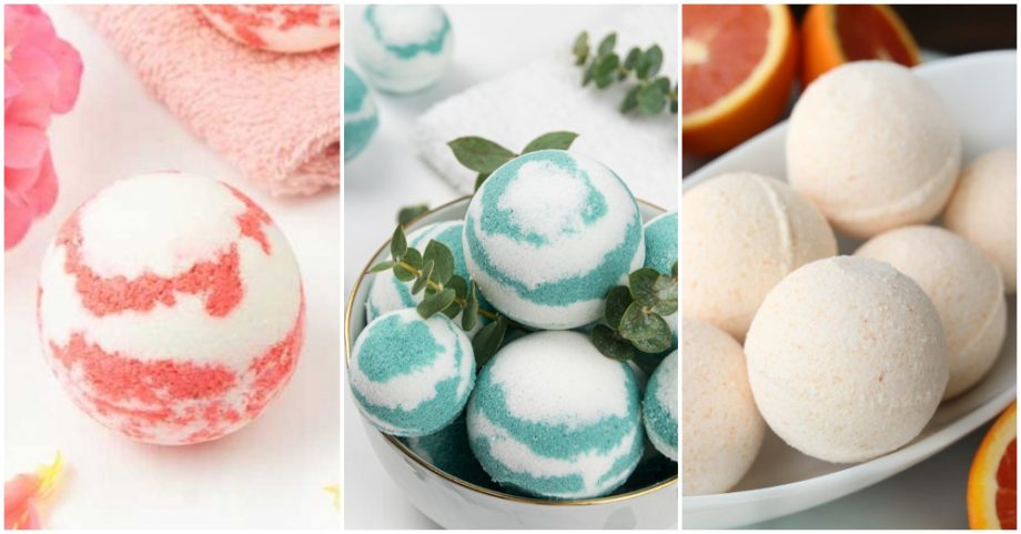 DIY Bath Bomb Recipes That You Should Try
